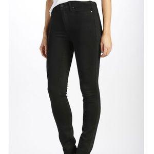 Paige Hoxton Ultra Skinny Black Jeans